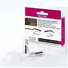 brow instant tinte cejas rápido castaño oscuro