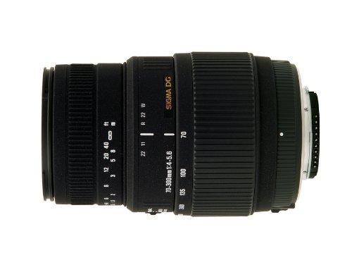 Sigma 70-300mm F4,0-5,6 DG Makro (Motor) Objektiv (58mm Filtergewinde) für - Nikon Makro-zoom-objektiv Für