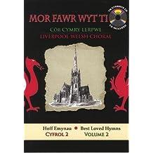 Cyfres Hoff Emynau: Mor Fawr Wyt Ti