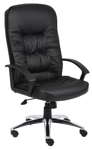 boss-high-back-leatherplus-chair-with-chrome-base-by-boss-office-products
