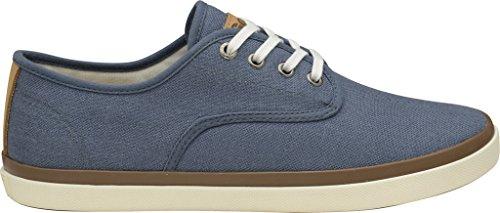 Gola Seeker Linen, Sneakers Basses Homme Bleu