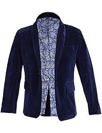 SIRRI Boys Burgundy Navy Royal Blue Velvet Jacket Kids Blazer Boy Formal Wear Jacket
