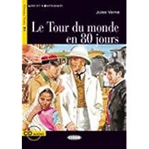 LE.TOUR DU MONDE 80 JOURS+CD