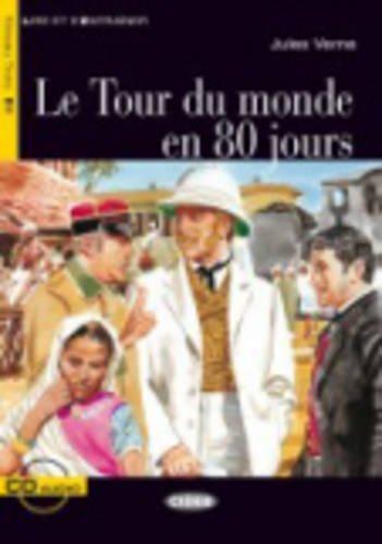 Le tour du monde en 80 jours. Con CD Audio (Lire et s'entraîner)
