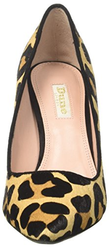 Dune Damen Aurrora Pumps Multicolour (Leopard)