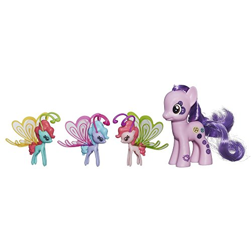 y Cutie Mark Magic Wings Ponies Friendship Flutters Buttonbelle Figure (Baby Fairy Wings)