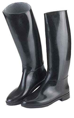 Kleid Reitstiefel (Covalliero Kid 's Kleid Stiefel schwarz schwarz Size 33)
