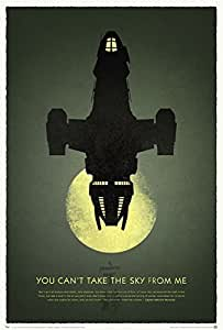Firefly 10th Anniversary Celebration Art Print Poster