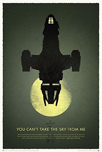 (Firefly 10th Anniversary Celebration Art Print Poster)