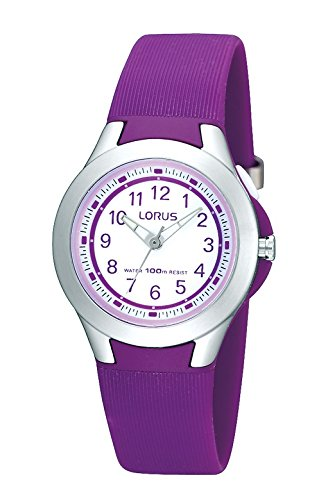 Lorus Kids Purple Watch Best Price and Cheapest