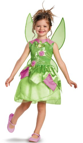 Disguise 218294 Disney Tinker Bell Kleinkind-Kinderkost-m Large - 10-12