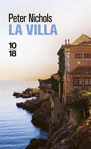 La villa par Peter NICHOLS