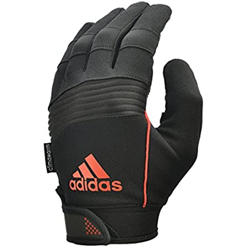 Adidas guantes Dedo Completo rendimiento - NARANJA, medio