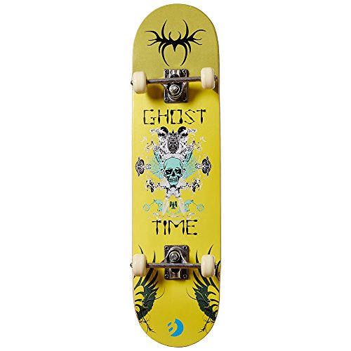Best Sport Ghost Time-Skateboard, Mehrfarbig Preisvergleich