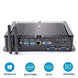 Intel nuc, CoreTM i5-7200U, Computer desktop, Mini PC, Mini PC senza...