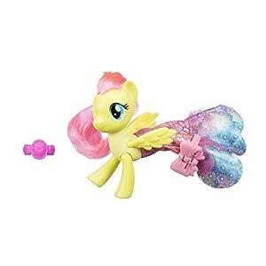 My Little Pony Tierra y Mar Fluttershy, Multicolor (Hasbro C1827ES0)