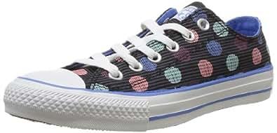 Converse Chuck Taylor Ox Shoes - Graphite/ Multi