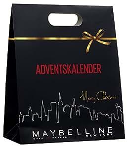 Maybelline New York Do-it-yourself Adventskalender, 1er Pack