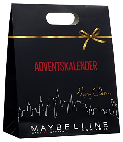 Maybelline New York Do-it-yourself-Adventskalender, 1er Pack