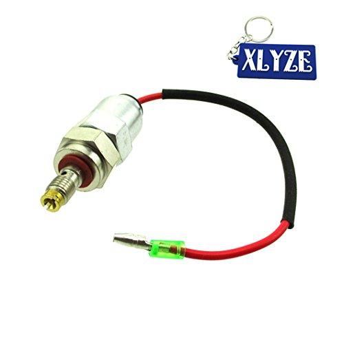 xlyze Vergaser Kraftstoff Magnetventil Ersatz Kit für KOHLER 2475722-s 2404120-s 240412024755152475722CV17-25cv620-740