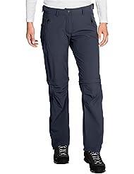 VAUDE Damen Hose Farley Stretch Zip Off T-Zip Pants
