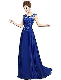 various colors 770c2 a0c61 Amazon.it: Vestito Blu Matrimonio - 64 / Donna: Abbigliamento