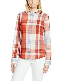 GANT Damen Hemd Women's Large Madras Check Shirt