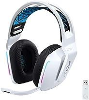 Logitech G733 K/DA LIGHTSPEED Wireless Gaming Headset, LIGHTSYNC RGB, Blue VO!CE Mic, PRO-G Audio, DTS Headpho