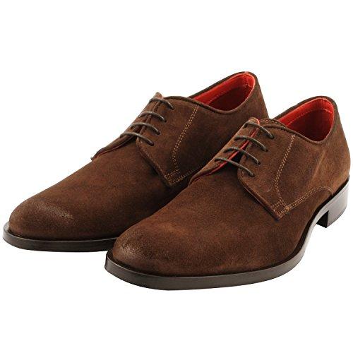 Exclusif Paris Lucio, Chaussures homme Derbies