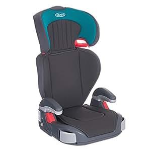 Graco Junior Maxi Lightweight Highback Booster Car Seat, Group 2/3, Harbor Blue