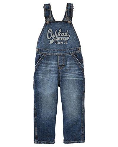 OshKosh B'Gosh Kinder Jungen Jeans Denim Latzhose Overall Blau (104) -