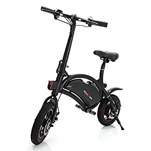 rollgan elektrofahrrad 12 zoll faltbares e bike roller mit. Black Bedroom Furniture Sets. Home Design Ideas