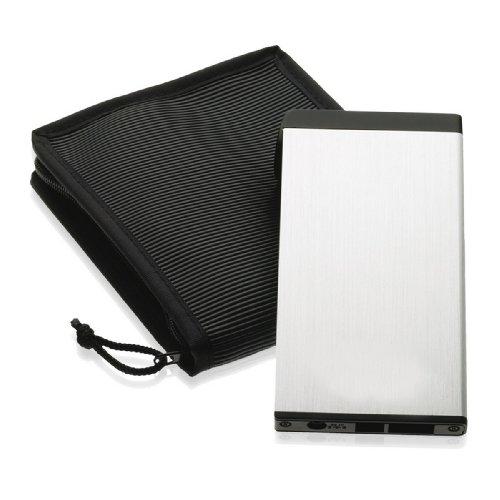 Fantec fanbox FB-C25US2 320GB externe Festplatte (6,4 cm (2,5 Zoll), SATA, e-SATA, USB 2.0)