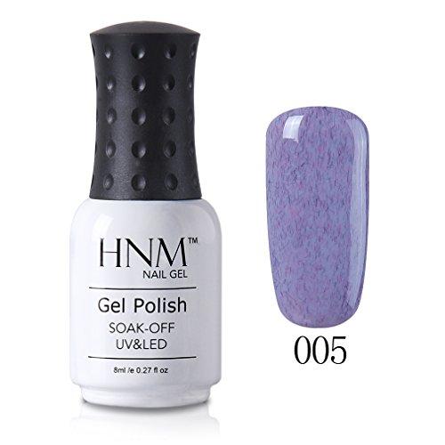 HNM Vernis A Ongles Semi Permanent Forme de Ligne Spécial Pafait pour Vos Ongles UV LED Soak off 8ml-05