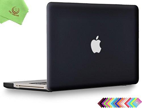 UESWILL Schutzhülle für MacBook, glatte und weiche Hartschale, inklusive Mikrofasertuch  (Pro 2010 13-zoll-fall Macbook)
