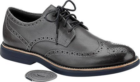 Sperry Top-Sider Men's Gold Cup Bellingham Wingtip With ASV,Grey Leather,US 7 M (Cup Gold Sperry)