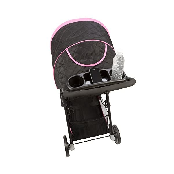 AmbleÈ Travel System (IC224)- Garden Delight (Minnie) Dorel  7