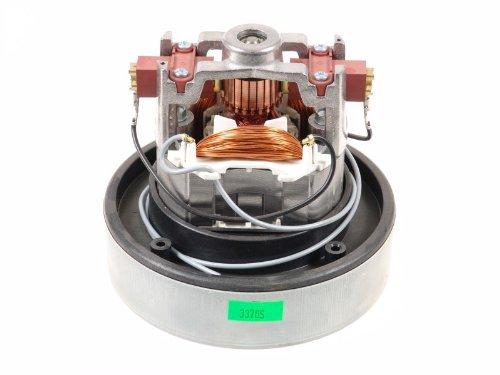Staubsaugermotor, universell, ALFATEK 1000 W, 220V, MIELE, ROWENTA, HOOVER, Durchmesser des Rotorgehäuses 144mm , Gesamthöhe126mm, Motordurchmesser 91mm , Einstufenrotor