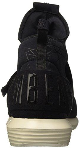 Bikkembergs Speed 710 Mis Shoe M Lycra/Leather, Baskets Hautes Homme Noir - Nero (Black 3D)