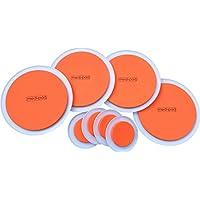 Greatideas - Scivolatore per mobili - per spostare mobili pesanti, confezione da 8 pezzi