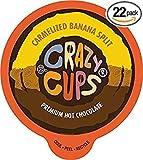 Caramelized Banana Split : Crazy Cups Seasonal Hot Chocolate, Caramelized Banana Split Hot