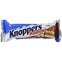 Knoppers NussRiegel – der erste Riegel auf Knoppers Art – 24er Packung (24 x 40g)