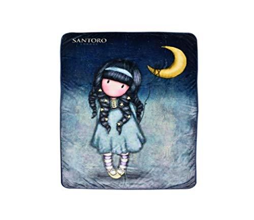 Stamion Gorjuss Moonlight - Manta Invierno 140 x 210