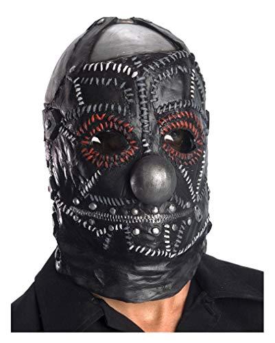 Slipknot Clown Maske für Heavy Metal ()