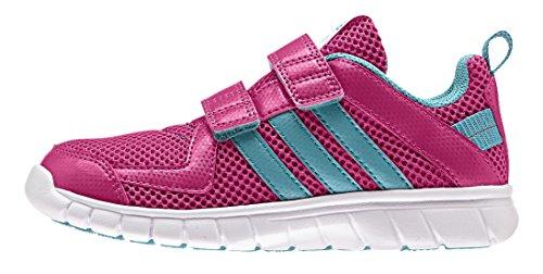 adidas STA Fluid 3 CF K, Chaussures de Sport Mixte Bébé, Multicolore