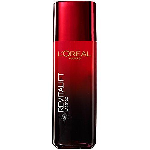 L'Oréal Paris Revitalift Laser X3 Anti-Age und Anti-Flecken, 1er Pack (1 x 125 ml)