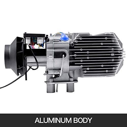ningxiao586 Alloggiamento del Supporto del Coperchio della Pompa del Carburante per Camion Compatibile con riscaldatore di parcheggio Diesel per Pompa dosatrice Eberspacher Webasto