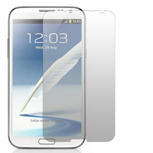 2 x Slabo Displayschutzfolie Samsung Galaxy Note II N7100 Displayschutz Schutzfolie Folie