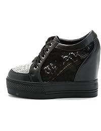 adidas Damen ZX Flux Woman Sneaker Blau/Schwarz 43 1/3 EU