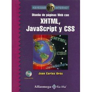 Diseño de páginas Web con XHTML, JavaScript y CSS (Navegar en Internet) por Mª Nieves Navas Martinez